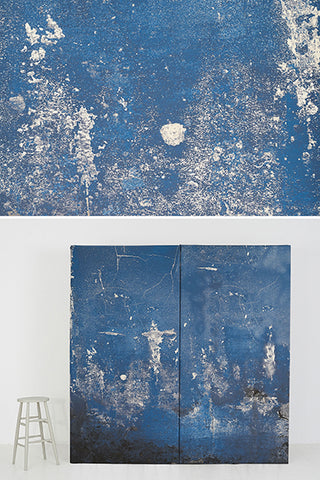 Plaster #296 Blue - SetSurfaces