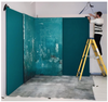 Plaster #294 Teal - SetSurfaces