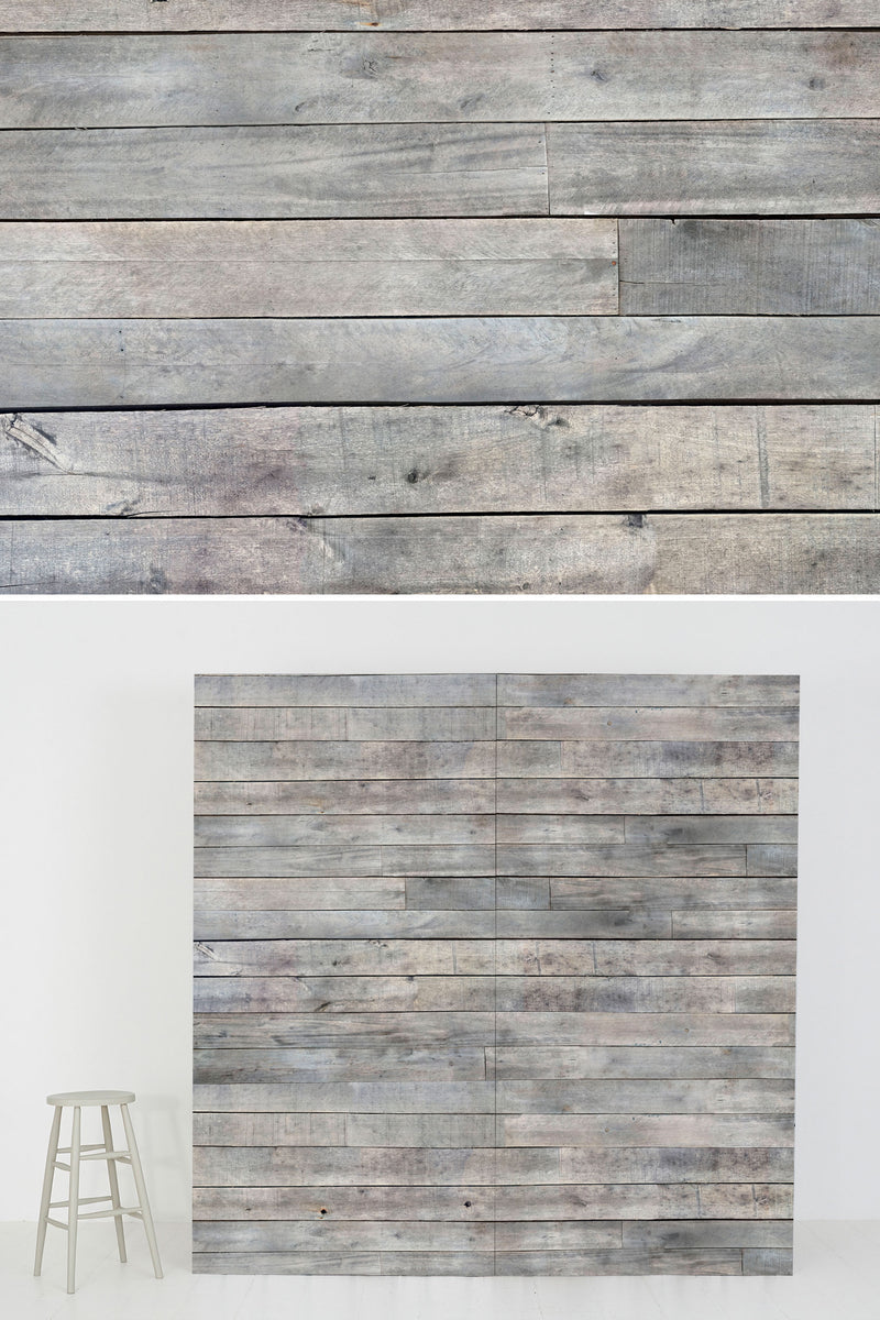 #0000 | Wood | Sanjaya Smooth Wood Plank Dark