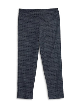 Krazy Larry Women's Plus Size Navy Pant