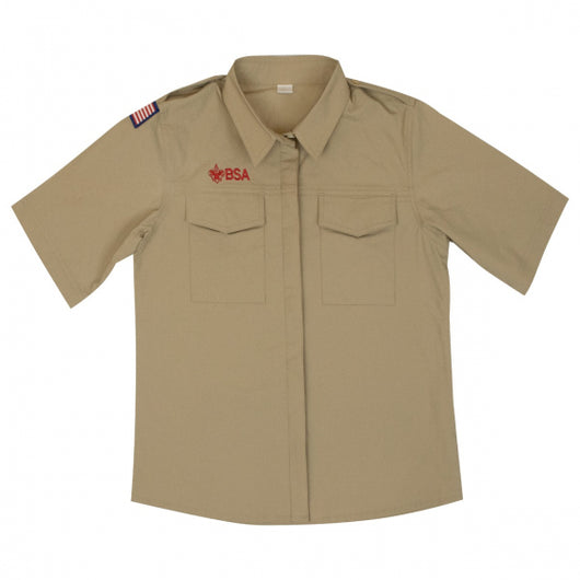 Scouts BSA Short Sleeve Shirt, Ladies'