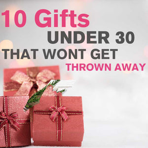 Thank You USA NEWS for featuring us on 10 gifts under 30 that won't get thrown away!