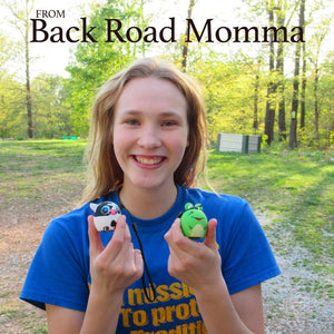Back Road Momma loves My Audio Pet bluetooth speakers