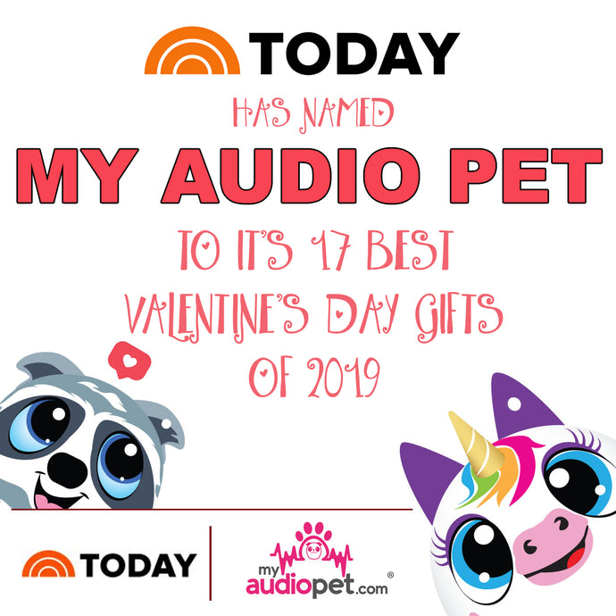TODAY SHOW: 17 best Valentine's Day gifts for kids 2019
