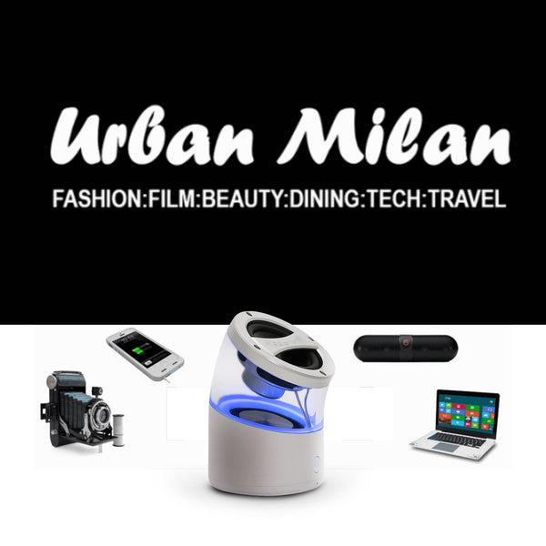 Urban Milan gives CLEARLY speakers a great recommendation for dad gifts.