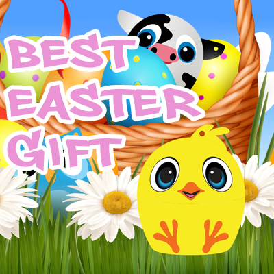 My Audio Pet Named The Best Easter Gift For Kids by Fatherly!