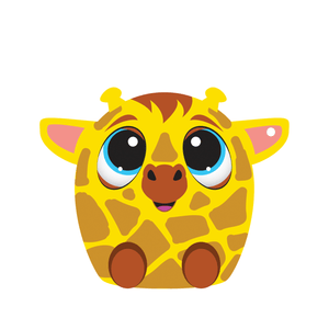 Girhapsody the Giraffe