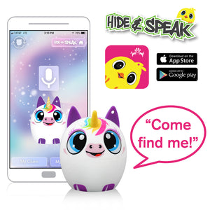 My Audio Pet UniChord Wireless Bluetooth Speaker with True Wireless Stereo Hide & Speak App available iTunes Google Play