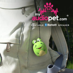 frog animal speaker