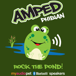 AMPEDphibian the Frog My Audio Pet