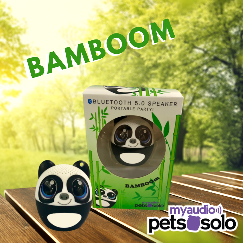 BAMBOOm the Panda