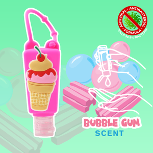 Ice Cream Clean  (Bubble Gum Scent)