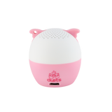My Audio Pet Party Pig Wireless Bluetooth Speaker with True Wireless Stereo Pig showing the authentic brand mark on the rear