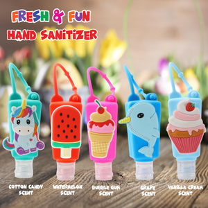 Fresh & Fun Magical Pack - 5 Pack