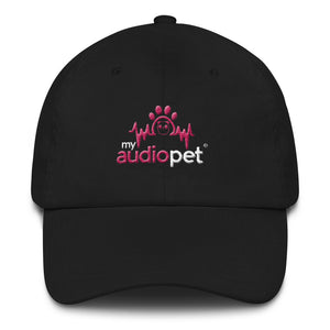 My Audio Pet Baseball hat