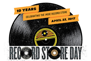 Our BIG Move / Record Store Day