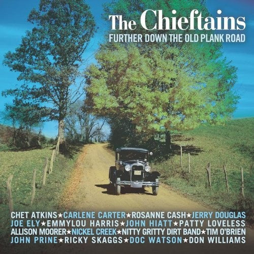 Chieftains - Further Down The Old Plank Road