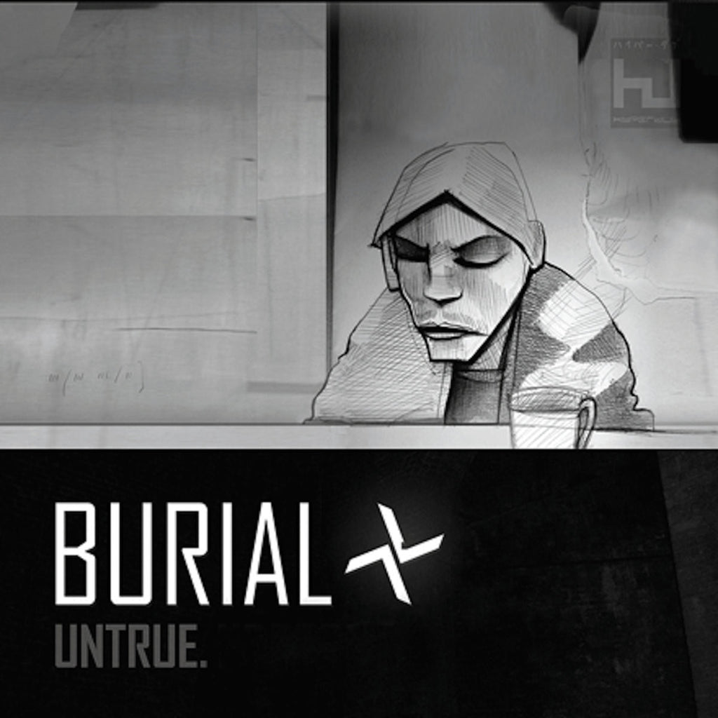 Burial - Untrue CD