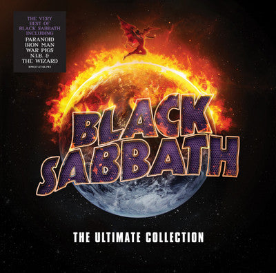 Black Sabbath - The Ultimate Collection 2CD