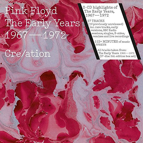 Pink Floyd - Early Years 1967 - 1972