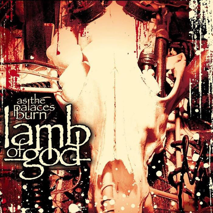 Lamb Of God - As The Palaces Burn CD