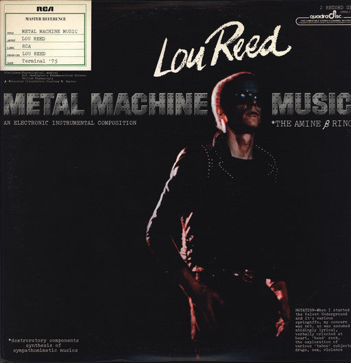 Lou Reed - Metal Machine Music CD