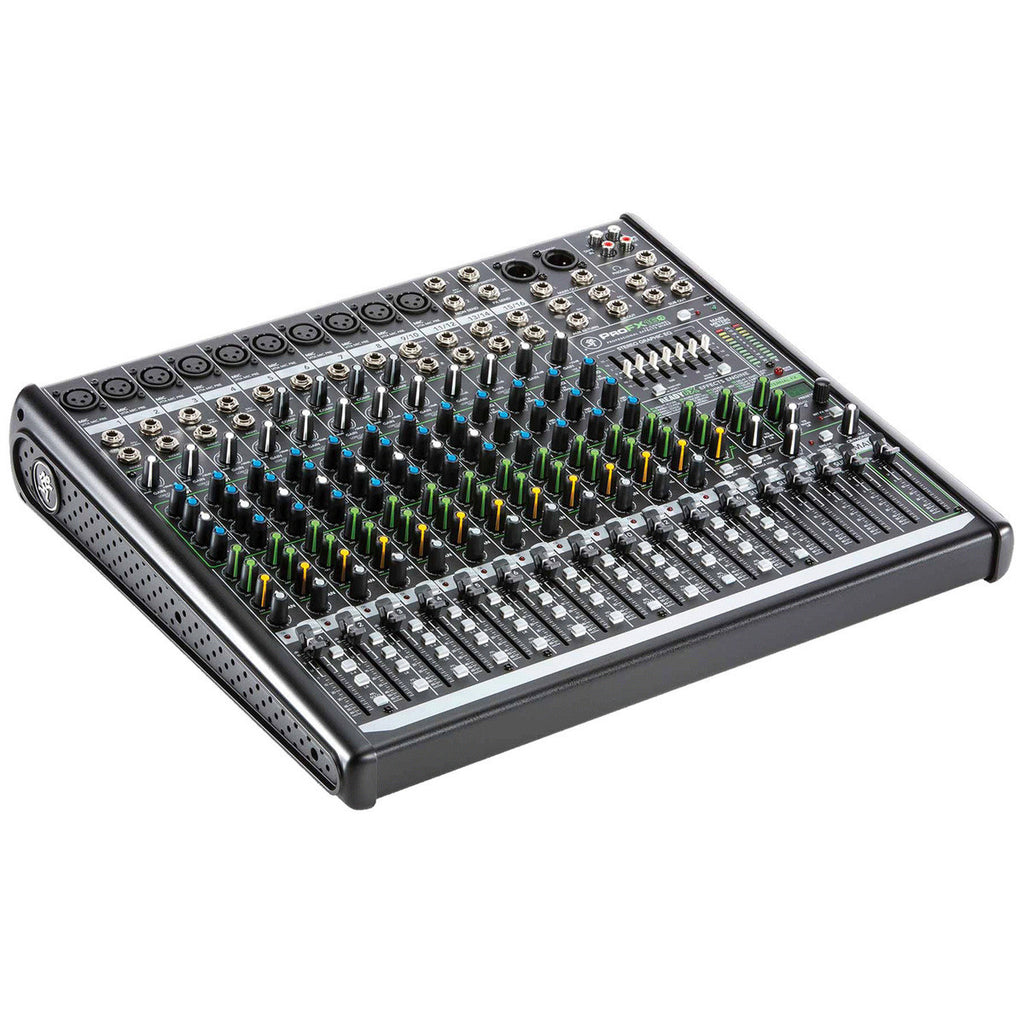 Mackie ProFX16v2 16-Channel Professional Effects Mixer
