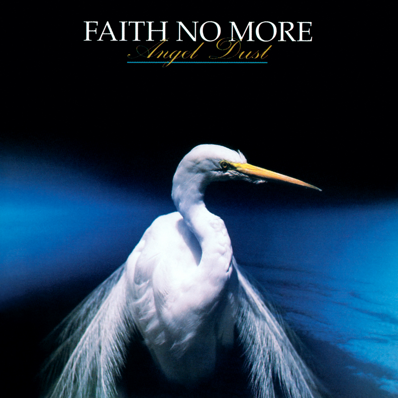 Faith No More - Angel Dust CD