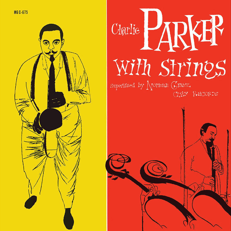 Charlie Parker - With Strings LP