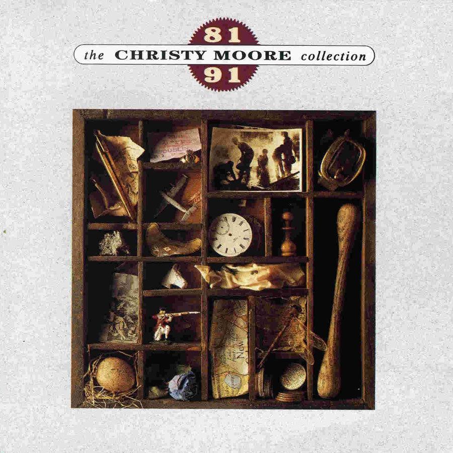 Christy Moore - The Collection 81-91 CD