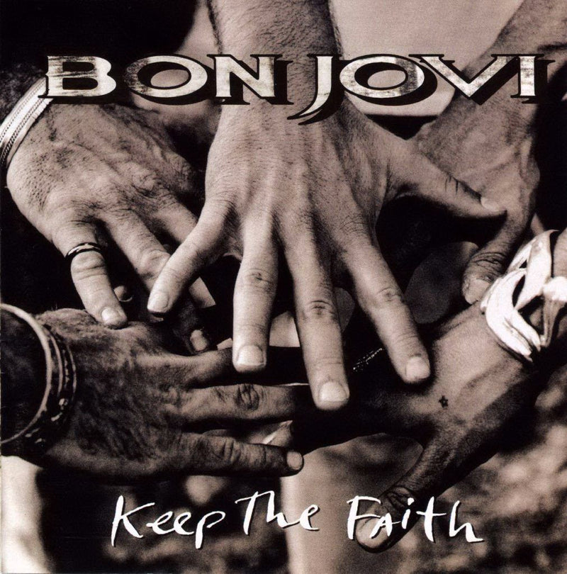 Bon Jovi ‎- Keep The Faith 2LP