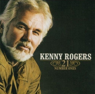 Kenny Rogers - 21 Number Ones - Int'l
