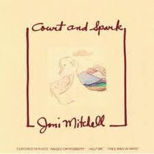 Joni Mitchell - Court And Spark CD