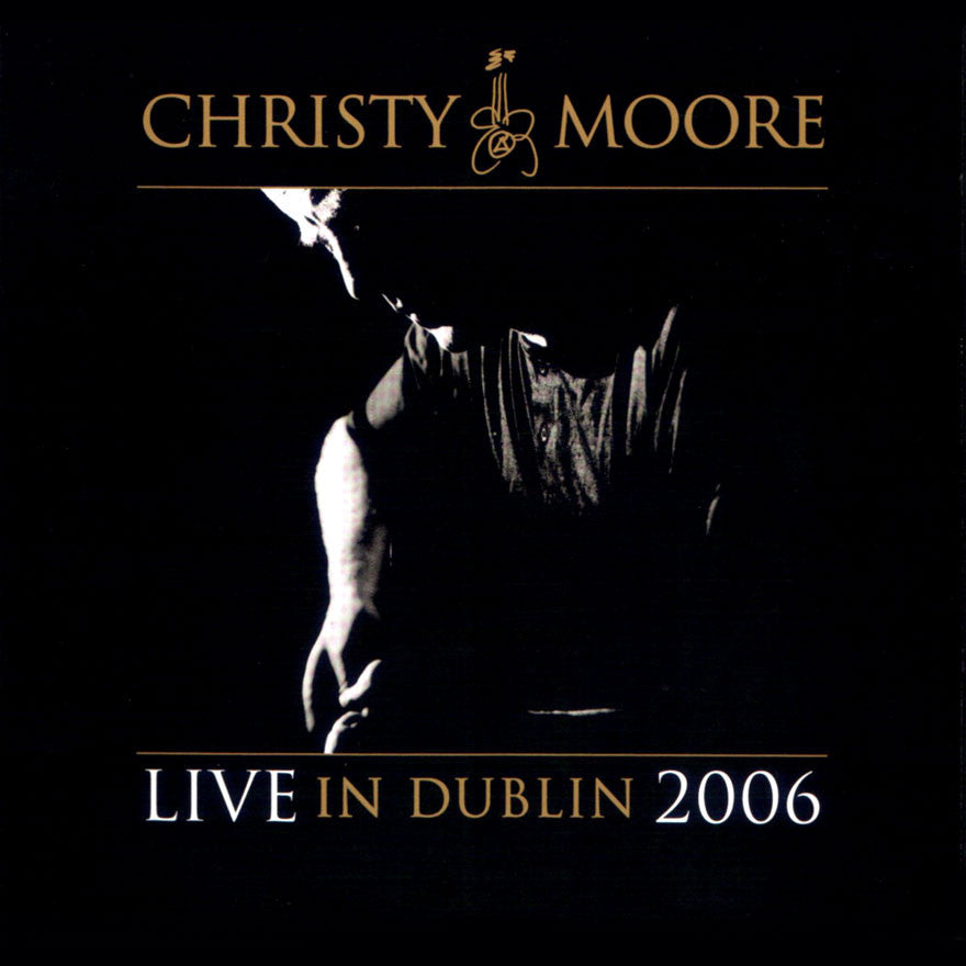 Christy Moore - Live At The Point 2006 2CD