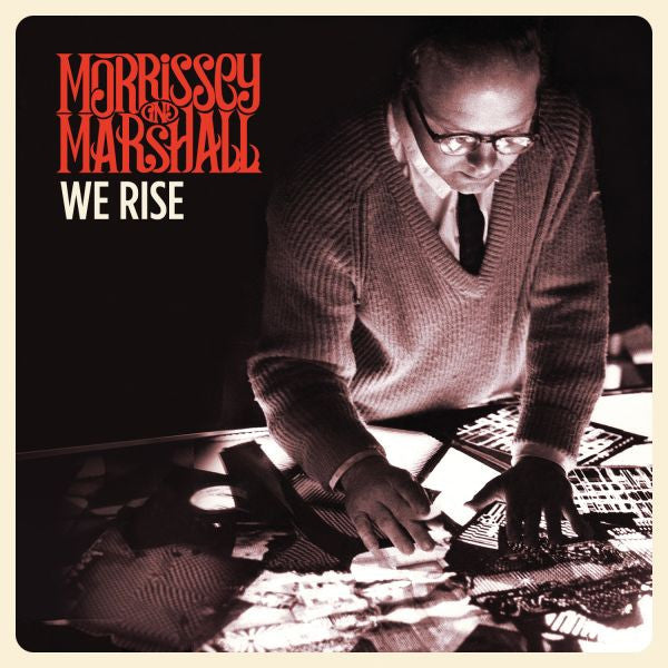Morrissey & Marshall - We Rise LP (White Vinyl)
