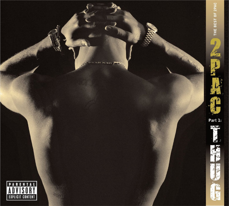 2Pac - The Best of 2Pac - Pt. 1: Thug CD
