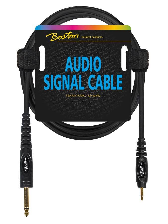 Boston AC-251-600 Audio Signal Cable 6M