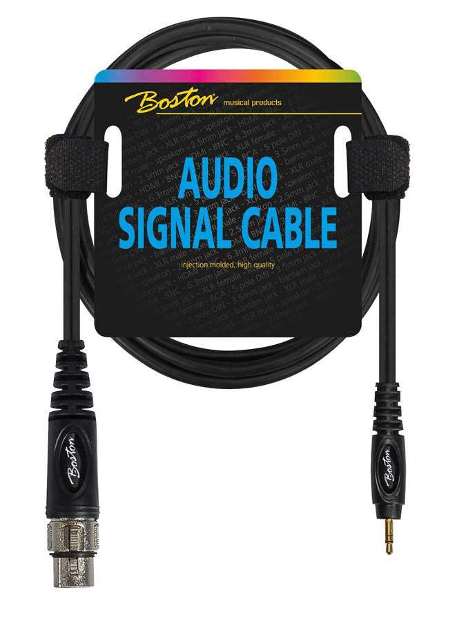 Boston AC-296-030 Audio Signal Cable 0.3M