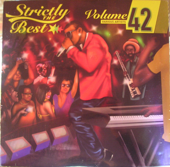 Various Artists - Strictly The Best Volume 42 LP