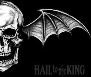 Avenged Sevenfold - Hail To The King CD