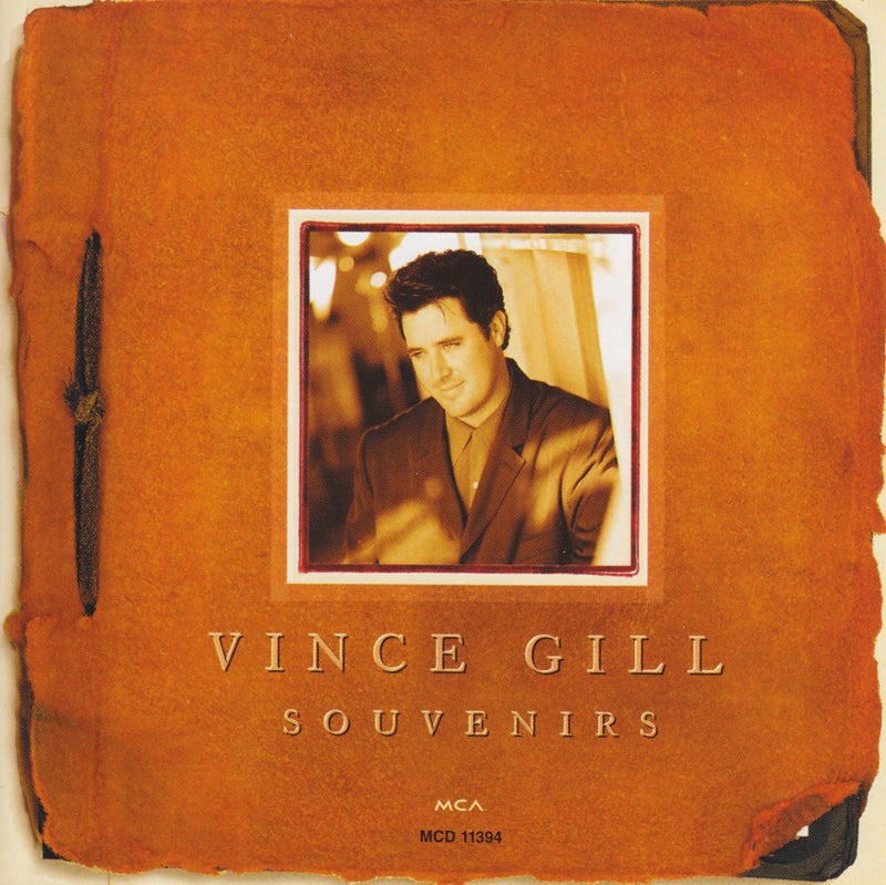 Vince Gill - Souvenirs (Greatest Hits) CD
