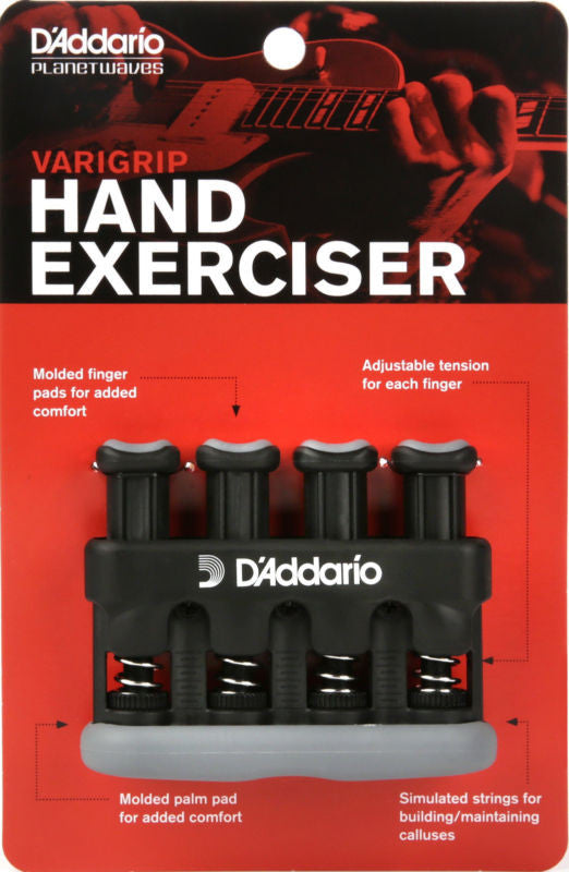 D'Addario Planet Waves PW-VG-01 Varigrip Hand Exerciser