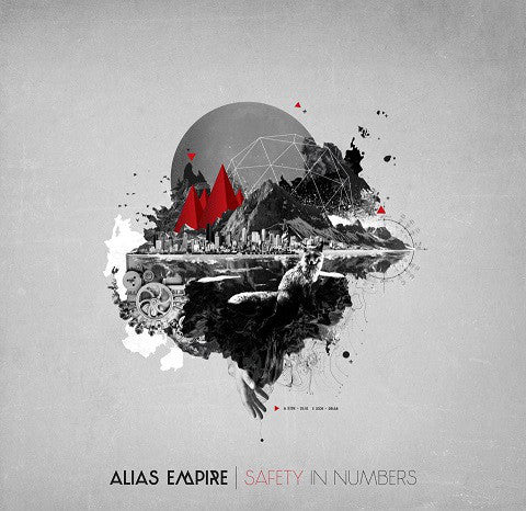 Alias Empire ‎– Safety In Numbers LP