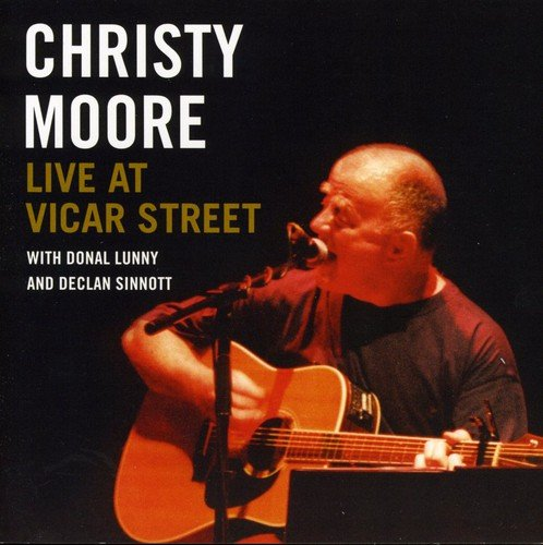 Christy Moore - Live At Vicar St CD