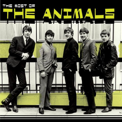 Animals - Most Of The Animals CD