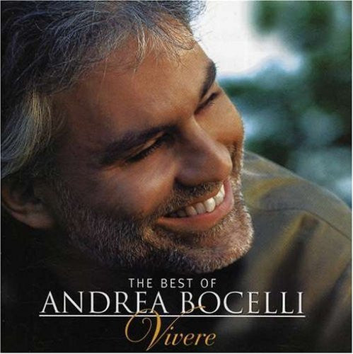 Andrea Bocelli - The Best Of Andrea Bocelli: Vivere CD