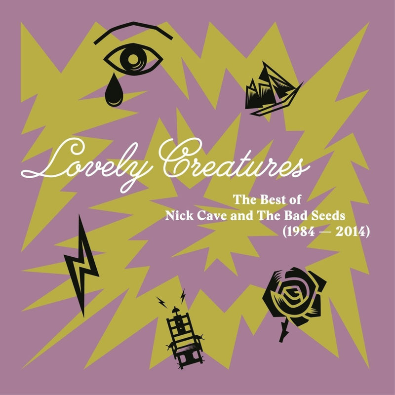 Nick Cave and the Bad Seeds - Lovely Creatures: The Best of Nick Cave and the Bad Seeds 3LP