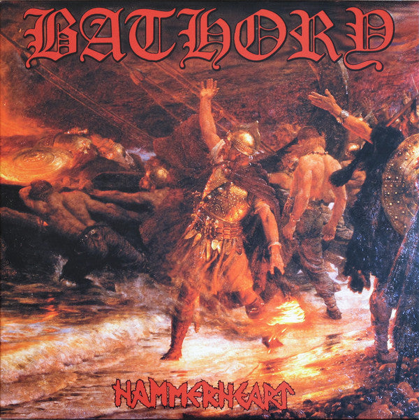 Bathory - Hammerheart 2LP