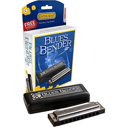 Hohner Blues Bender Harmonica (Key A)