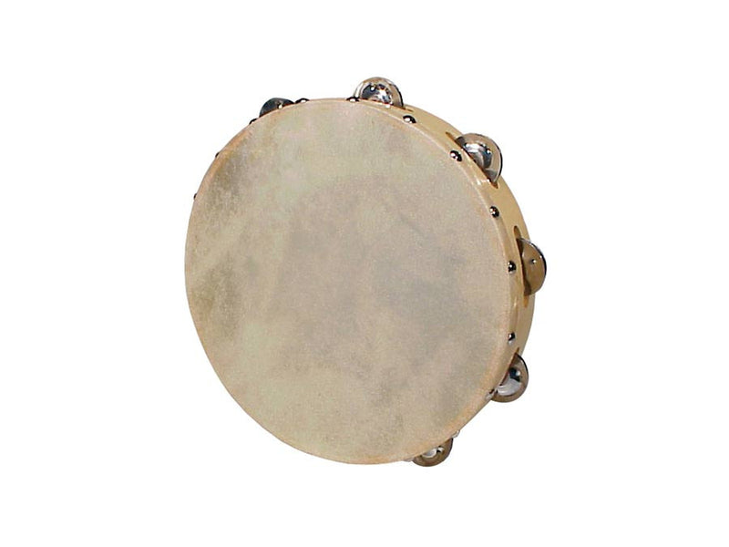 "Hayman 10"" Tambourine With Bells"